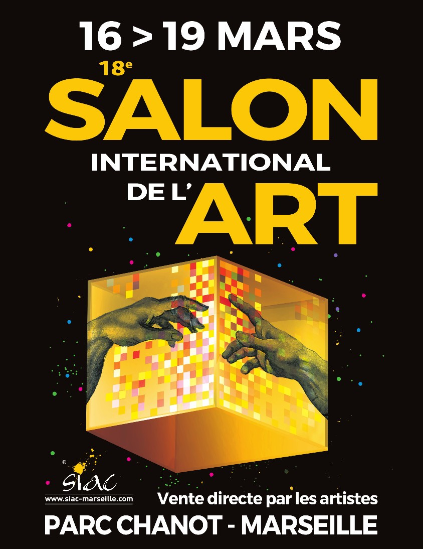 Exposition siac 2018 marseille for Salon marseille parc chanot