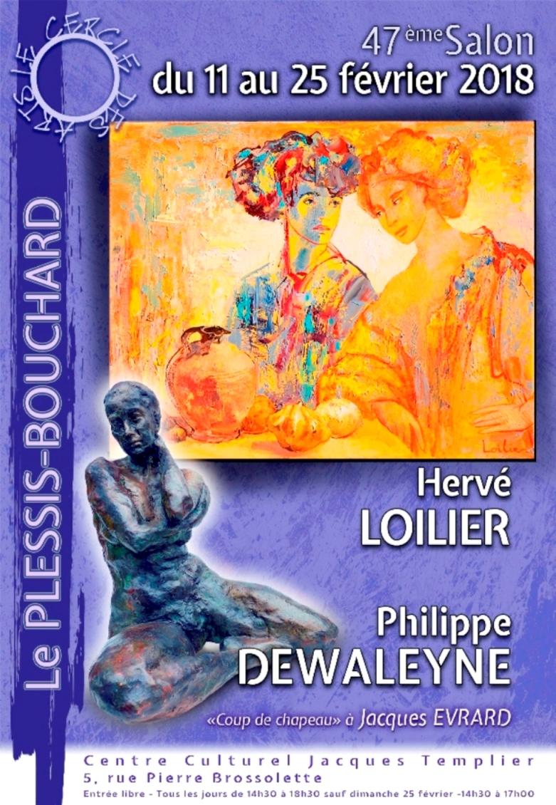Exposition : 47ème Salon de peinture et de Sculpture au ...