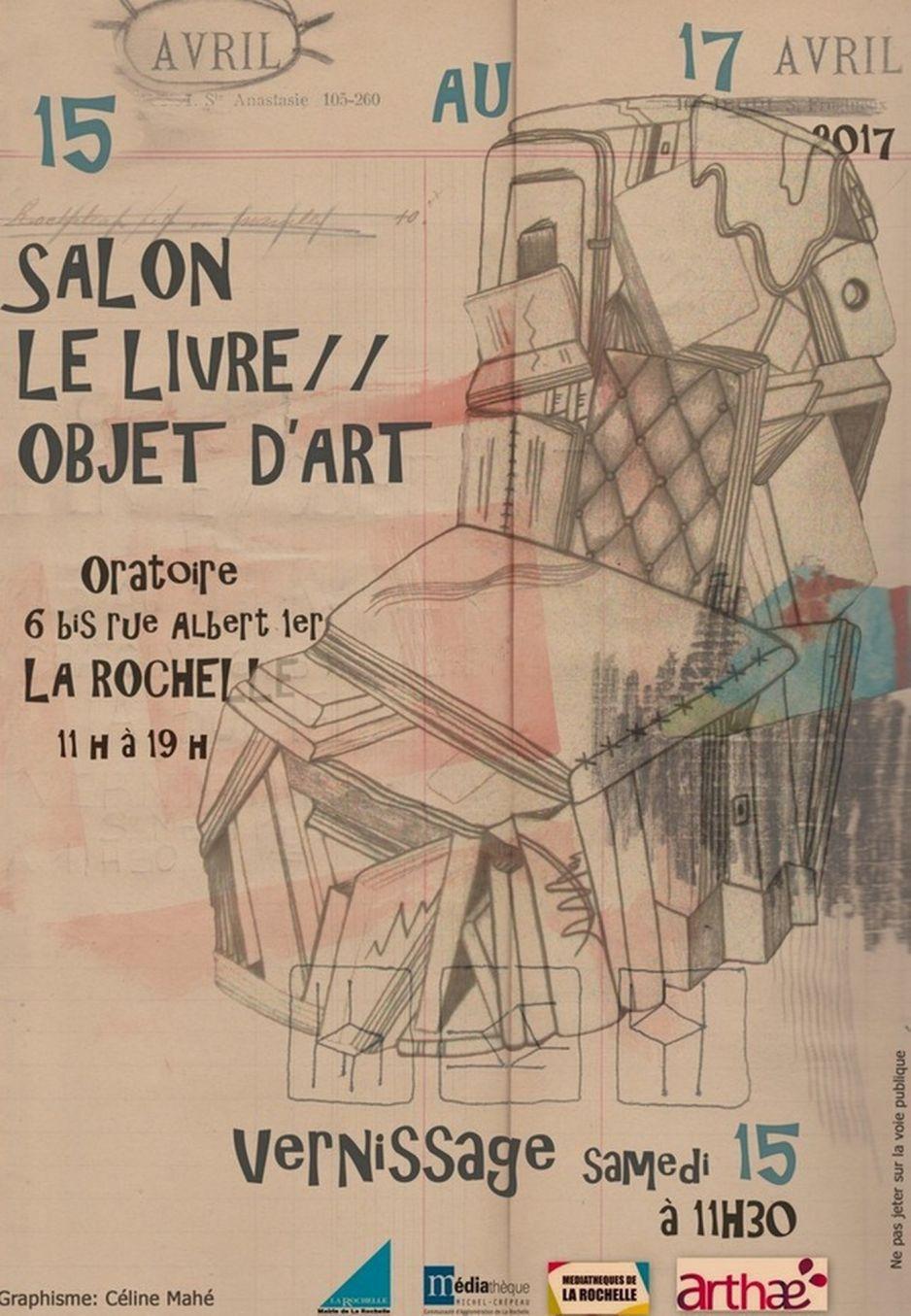 Exposition Salon Le Livre Objet D Art