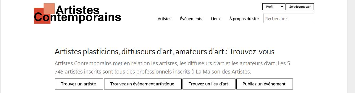 (c) Artistescontemporains.org