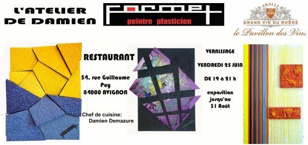 Restaurant L\'ATELIER DE DAMIEN