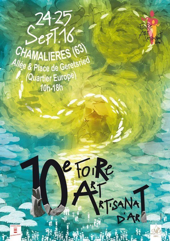 Agenda des expositions artistes contemporains - Salon artisanat d art ...