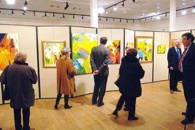 Centre montesquieu - Salon des arts nancy ...