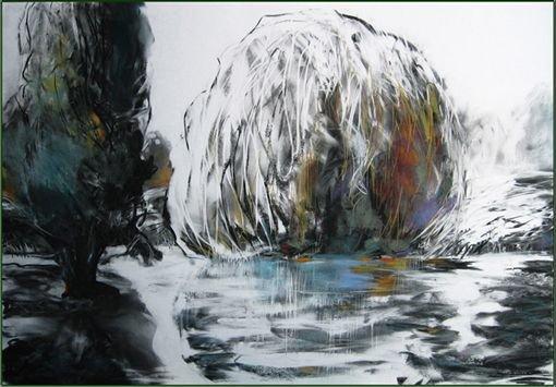 Exposition salon du dessin et de la peinture l 39 eau 2011 - Salon du dessin et de la peinture a l eau ...
