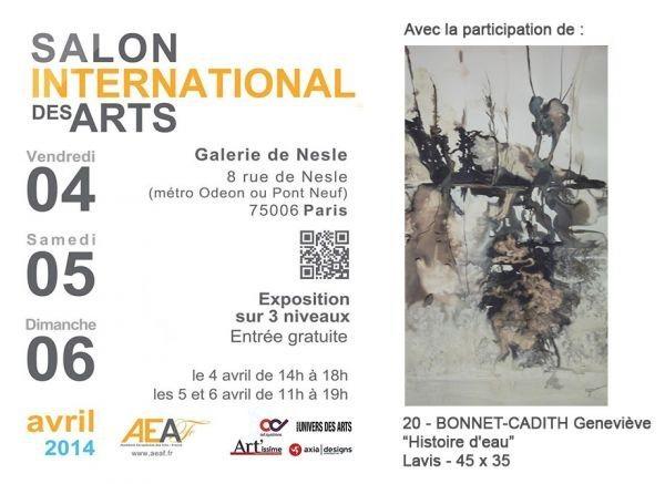 Exposition salon international de l 39 acad mie europ enne - Salon international de la photographie ...