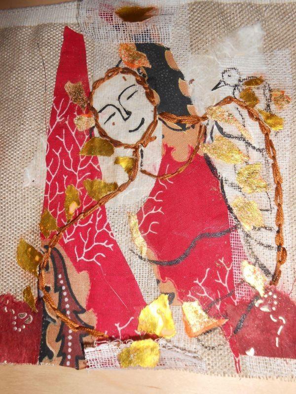 Exposition catherine vigier participe patch 2014 for Salon du textile